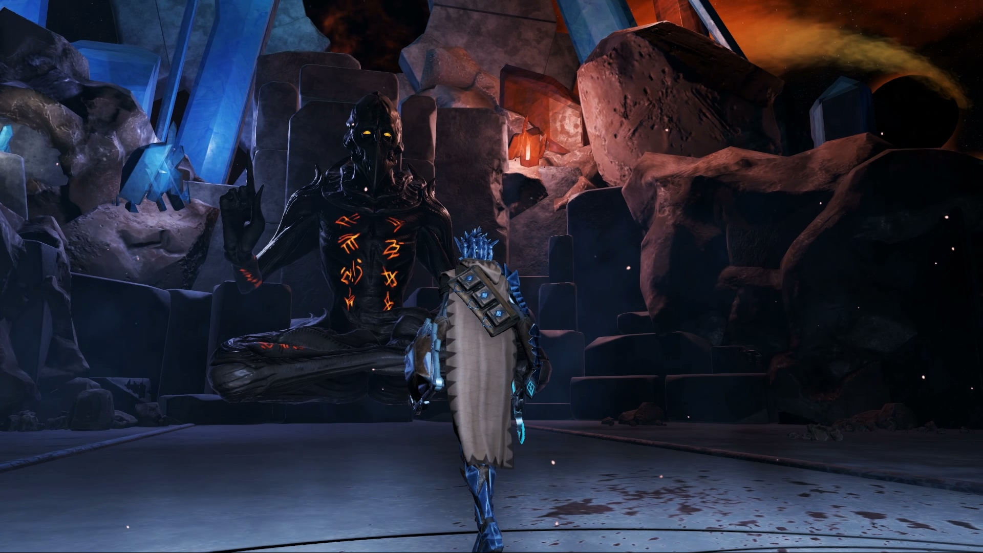Hellpoint se ukazuje v novém gameplay traileru