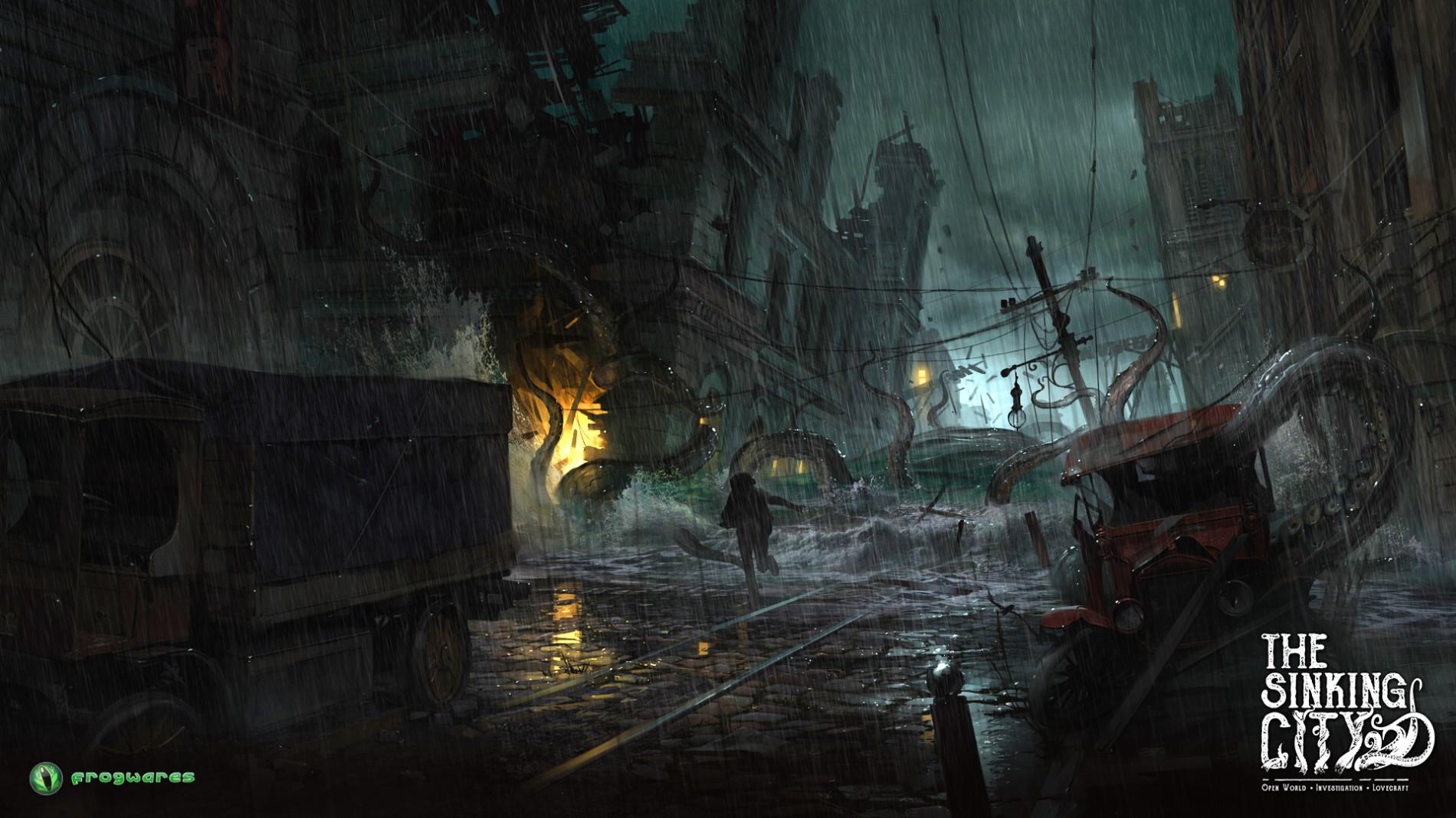 The Sinking City má nové datum vydani