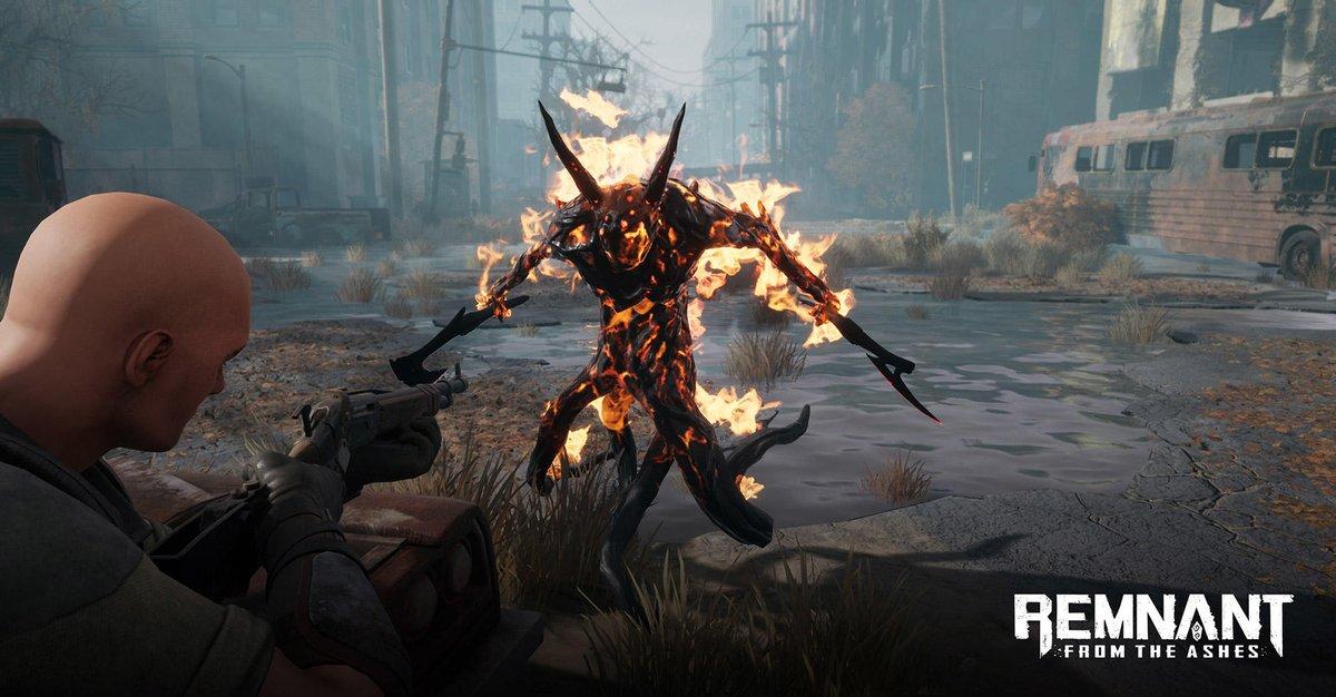 Nový trailer pro Remnant: From the Ashes ukazuje herní svět