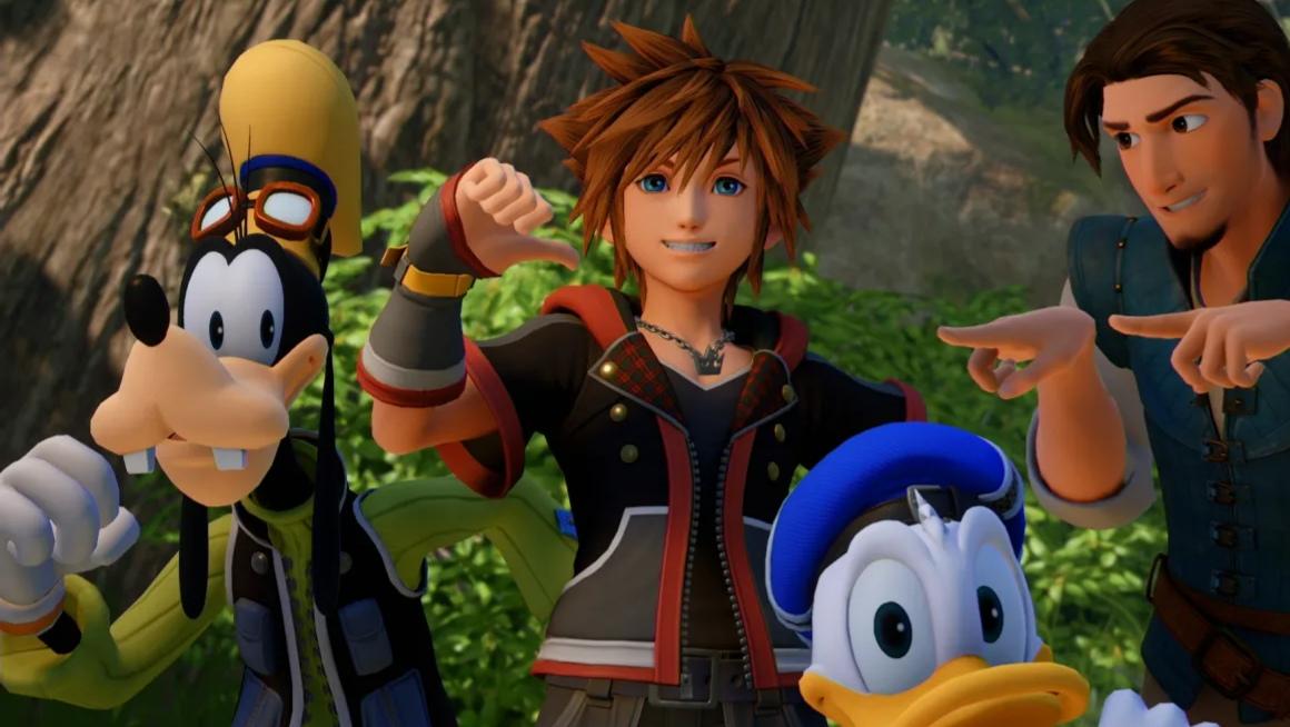 Do Kingdom Hearts III se chystá velké rozšíření Re:Mind