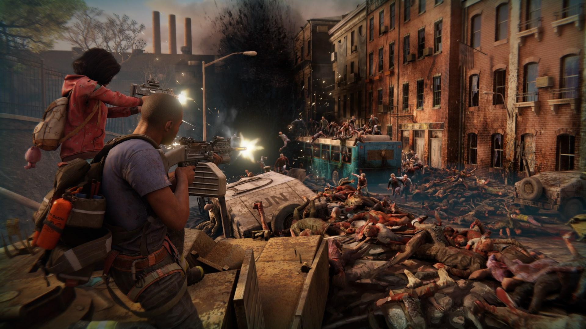 Herní World War Z v novém traileru