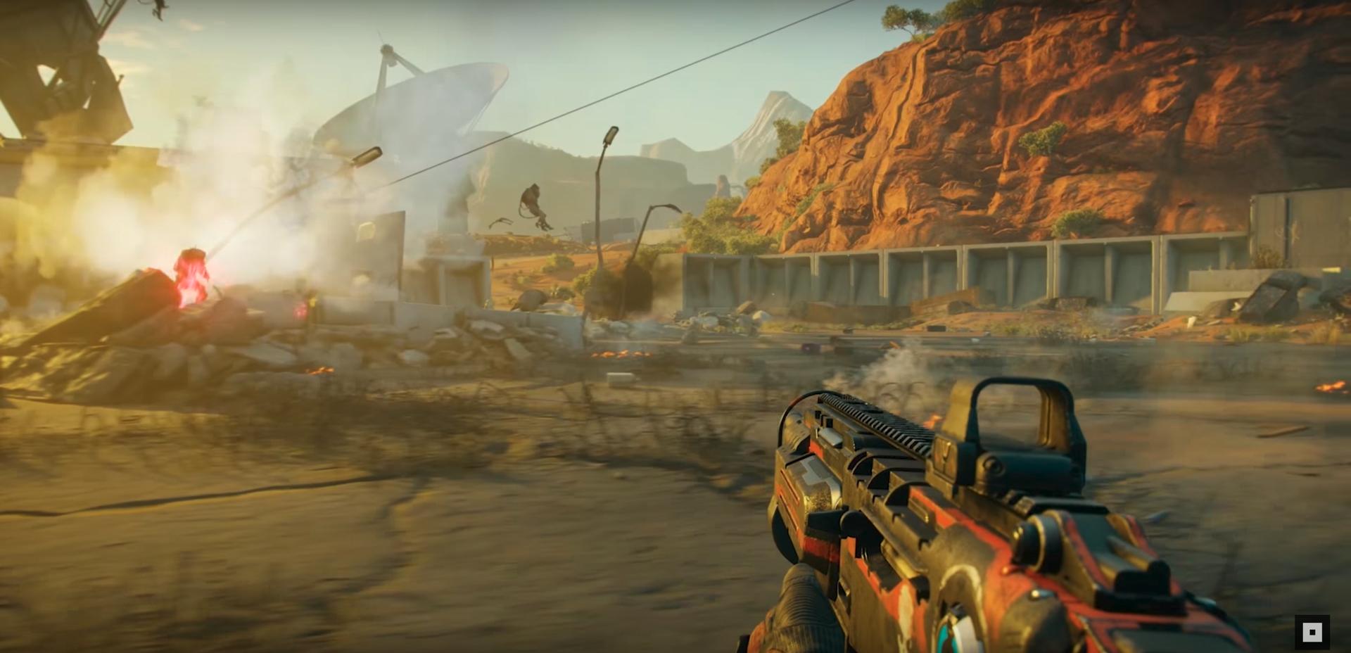 Rage 2 v nových 20ti minutách záběrů ze hry