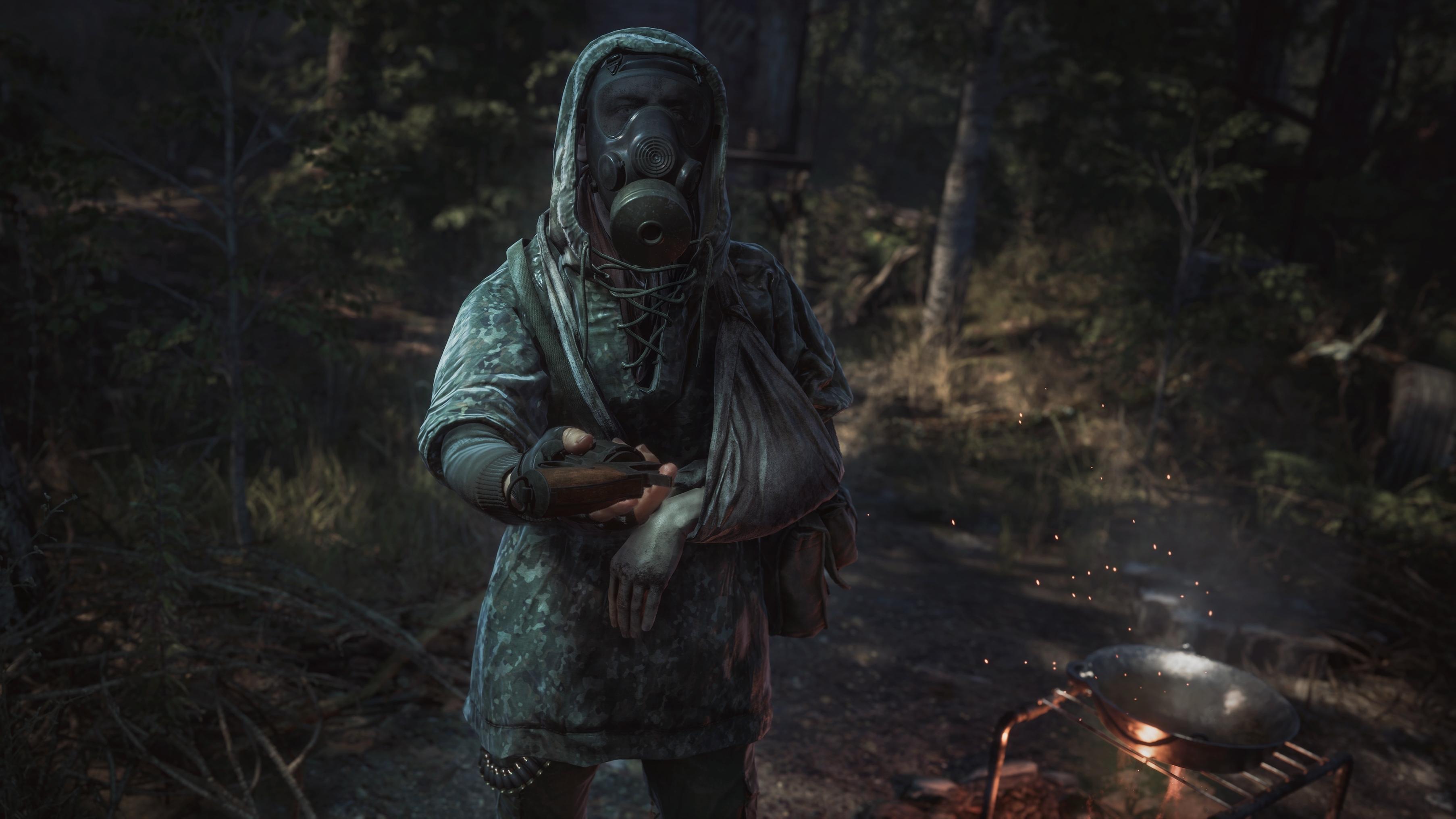 Chernobylite v půlhodině záběrů ze hry