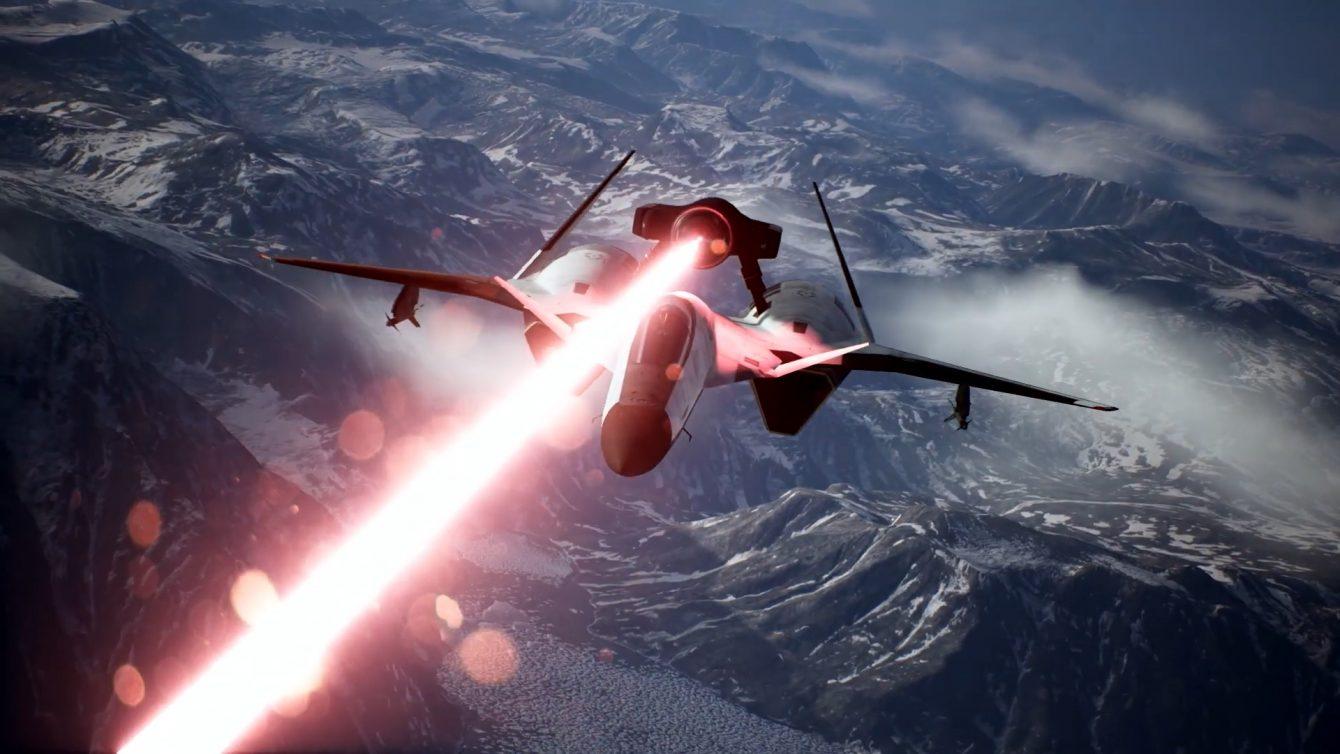 Do Ace Combat 7 zamíří nová letadla