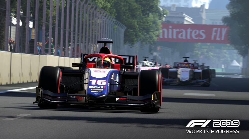 Formule 2 potvrzena pro F1 2019