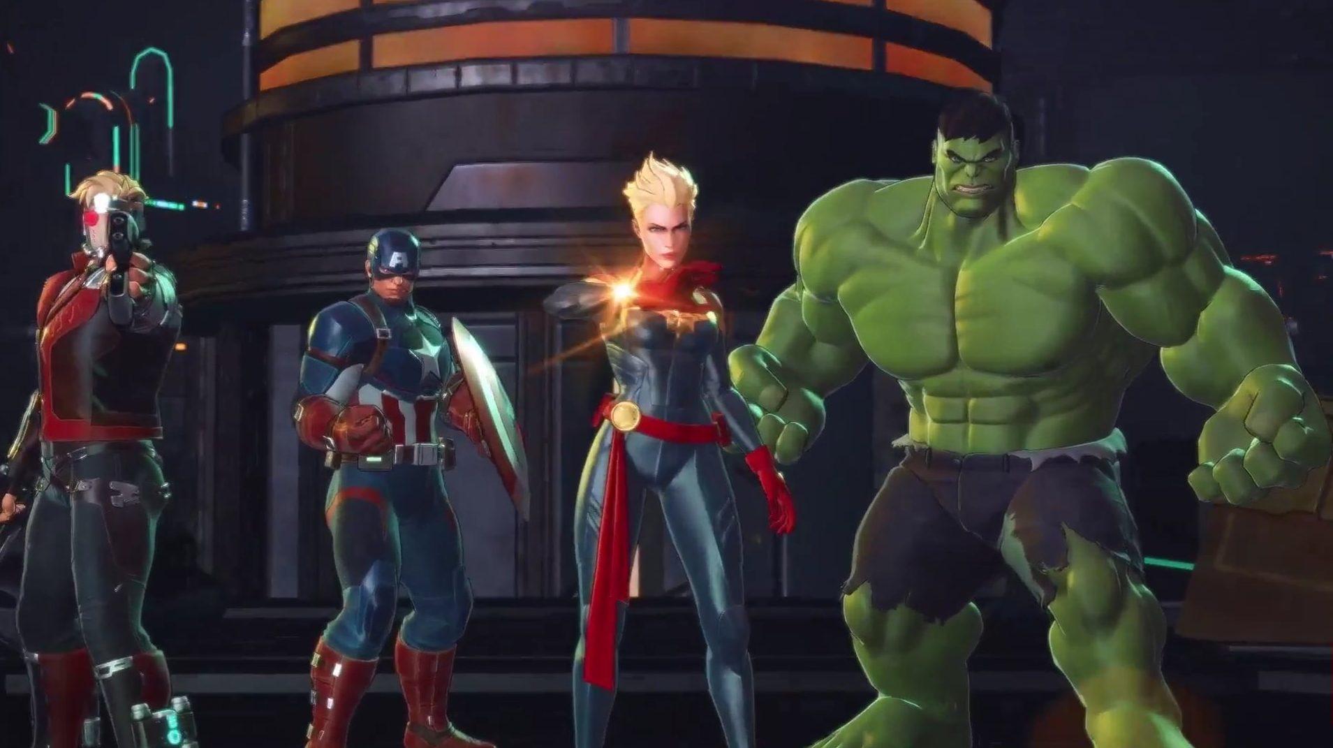 Oznámeno datum vydání Marvel Ultimate Alliance 3: The Black Order