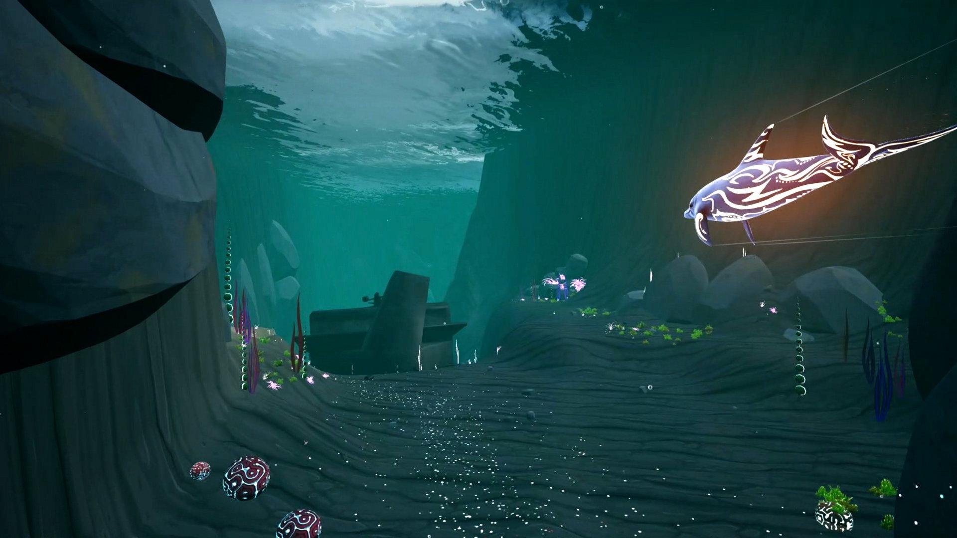 Podmořská adventura Jupiter & Mars v launch traileru