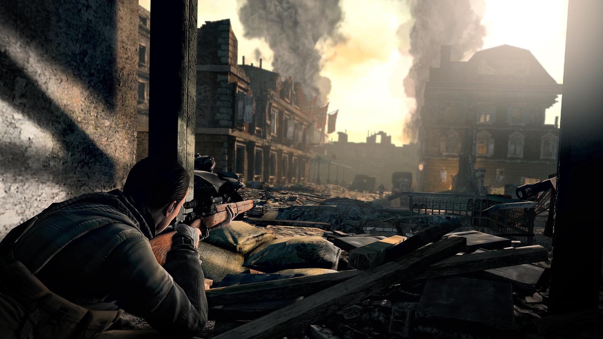 Sniper Elite V2 Remastered dostalo datum vydání