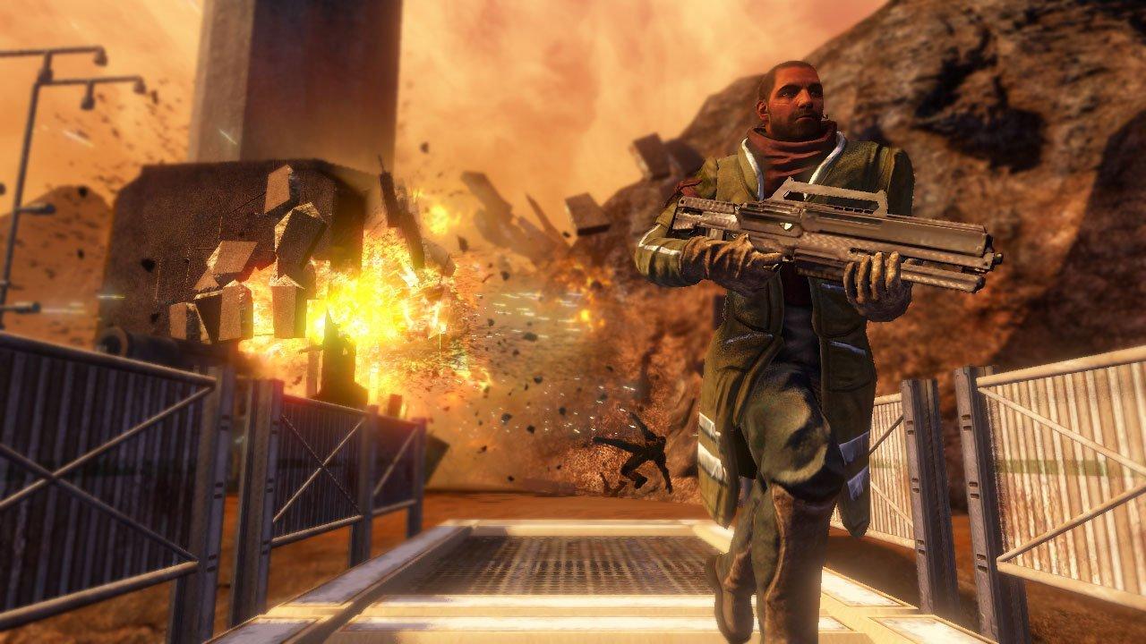 Oznámeno Red Faction Guerrilla: Re-Mars-tered pro Nintendo Switch