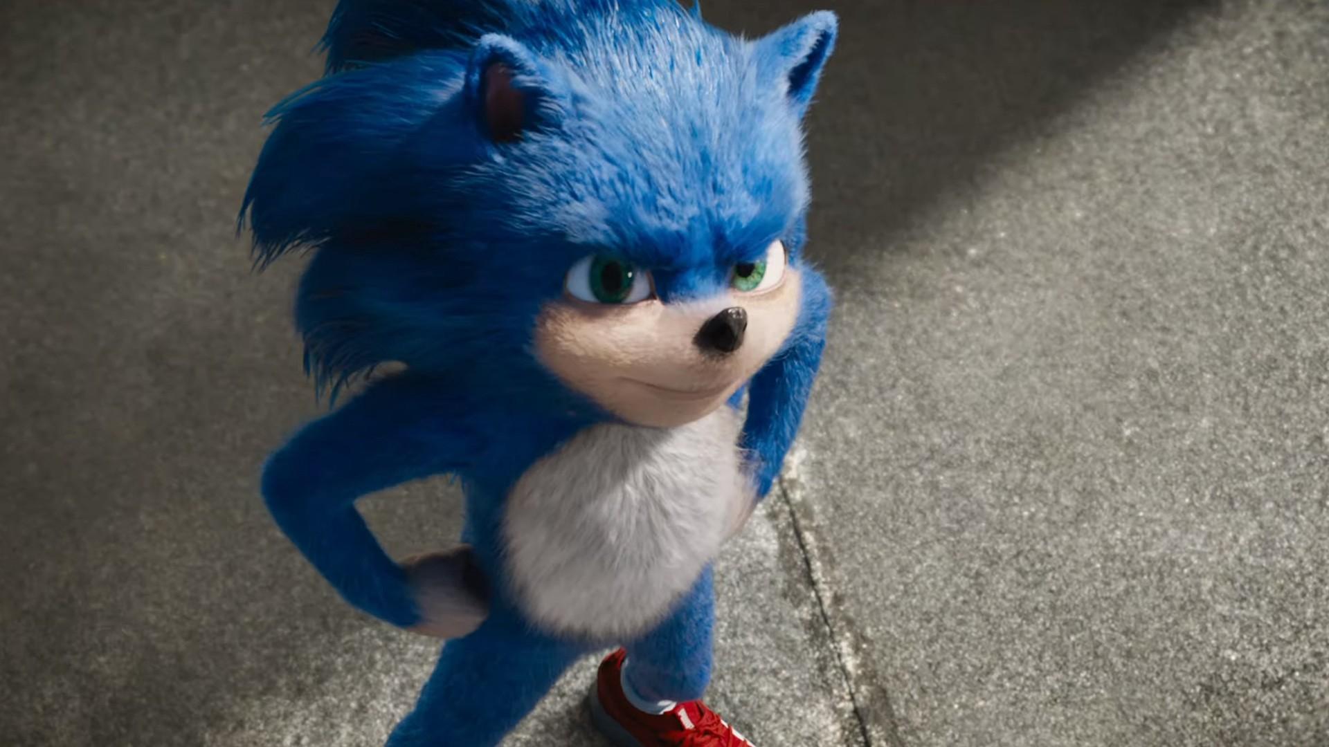 Film Sonic The Hedgehog odložen na příští rok