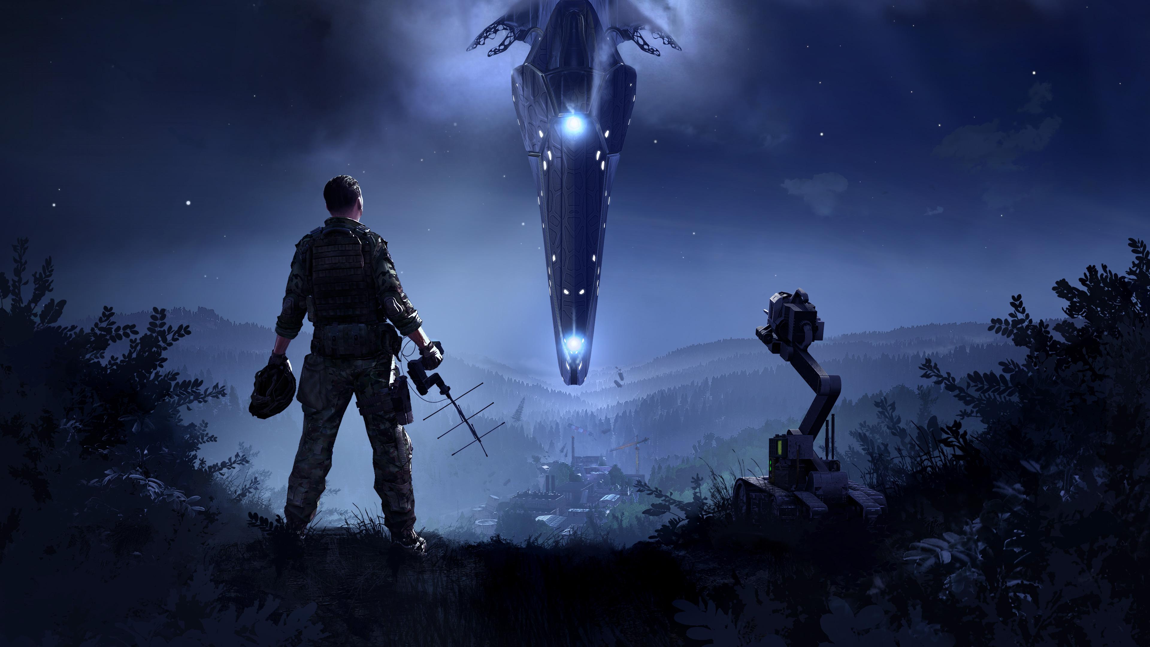 Nové rozšíření do ArmA 3 přitáhne mimozemšťany