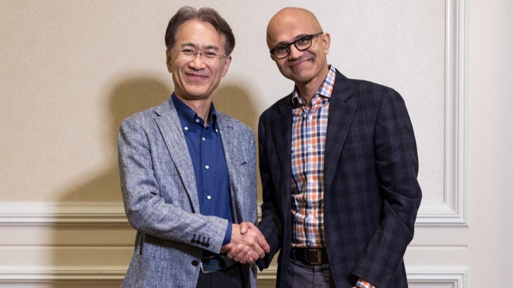 Microsoft a Sony spojují síly v budoucnosti cloudového hraní