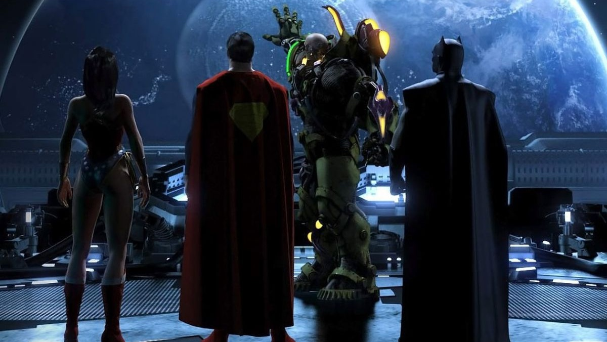 DC Universe Online zamíří v létě na Nintendo Switch