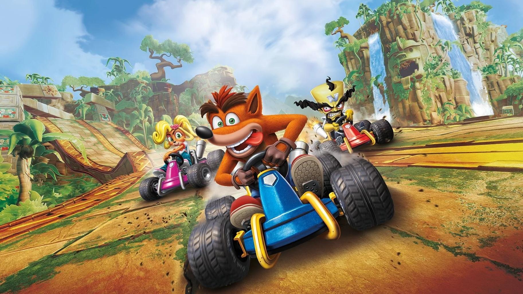 Crash Team Racing: Nitro-Fueled nabídne příběhový režim Adventure