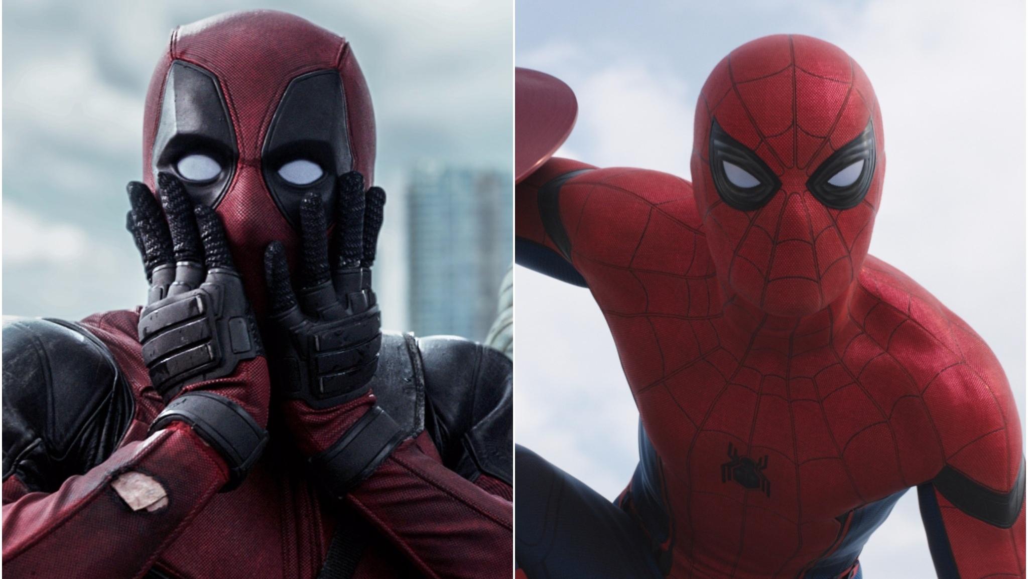 Spider-man a Deadpool se možná objeví v jednom filmu