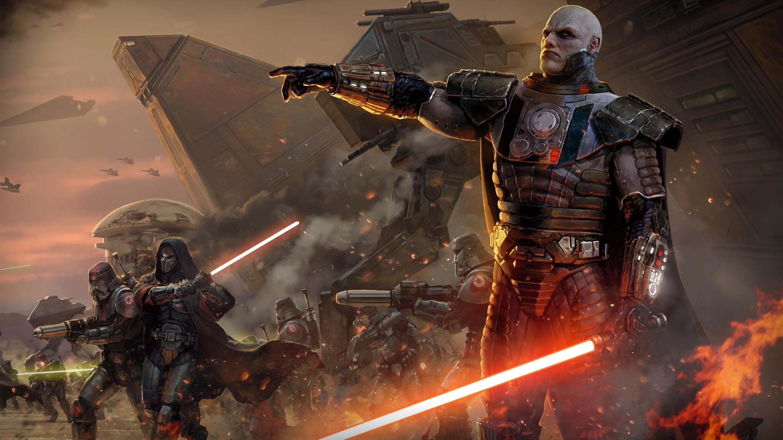 Rýsuje se filmová trilogie na motivy Star Wars: Knights of the Old Republic