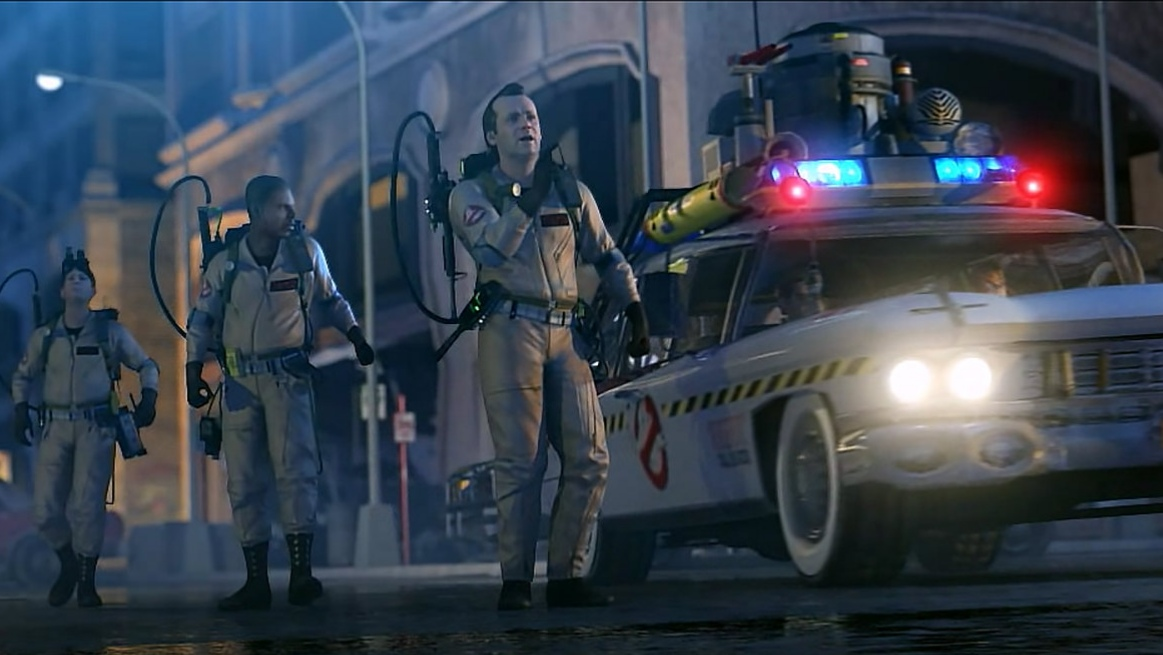 Oficiálně potvrzen remaster hry Ghostbusters: The Video Game