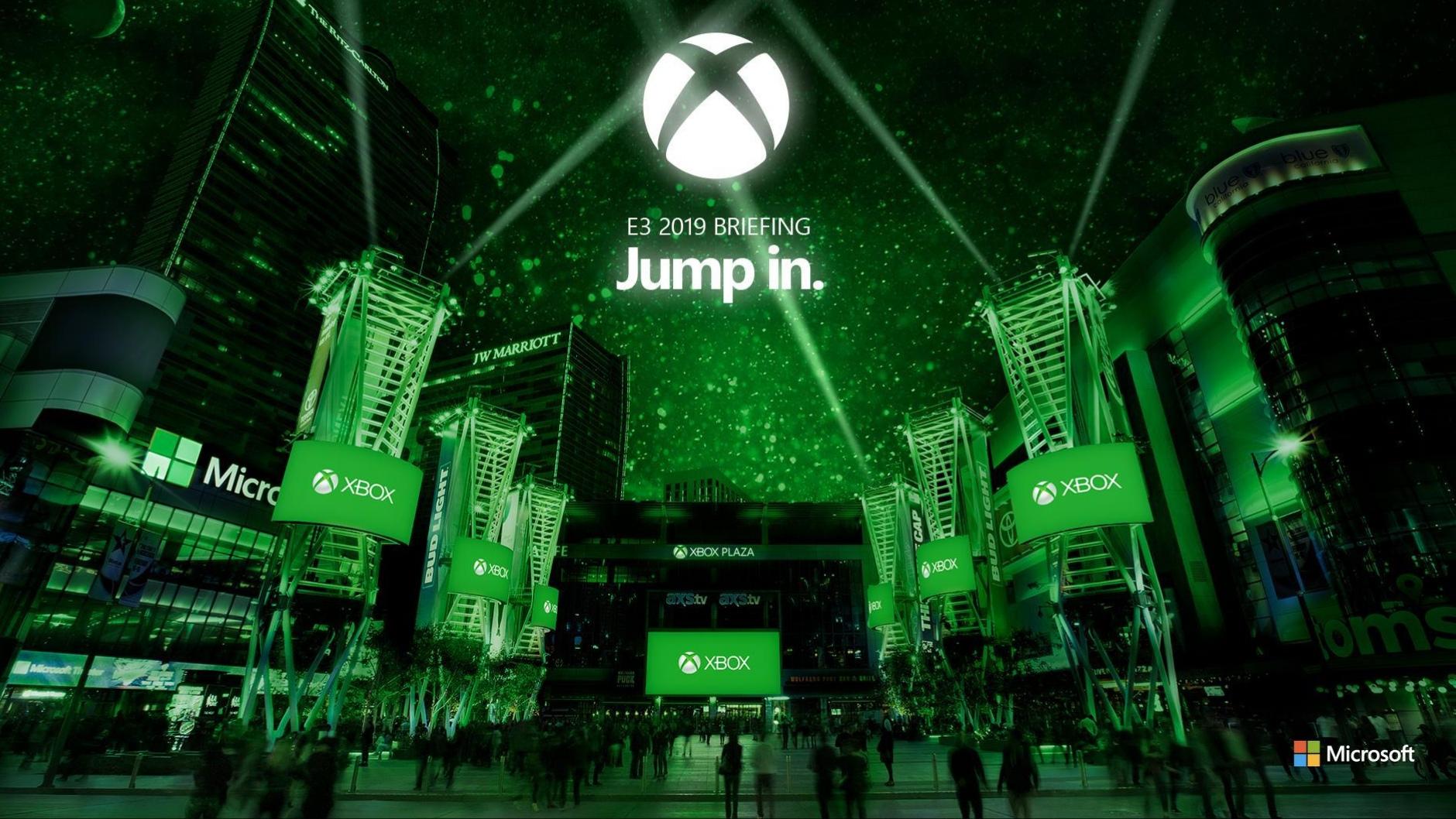 Microsoft chystá na E3 hned 14 first party titulů