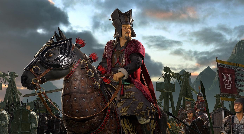Vyšla real-time strategie Total War: Three Kingdoms