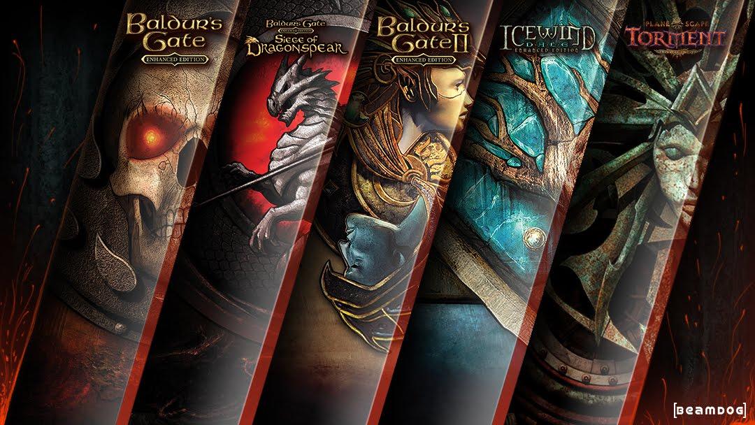 Legendární RPG podle D&D mají data vydání pro konzole