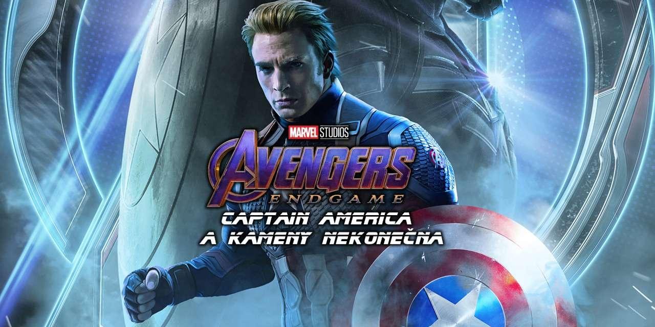 Captain America a Kameny nekonečna, aneb co se stalo na konci Avengers Endgame