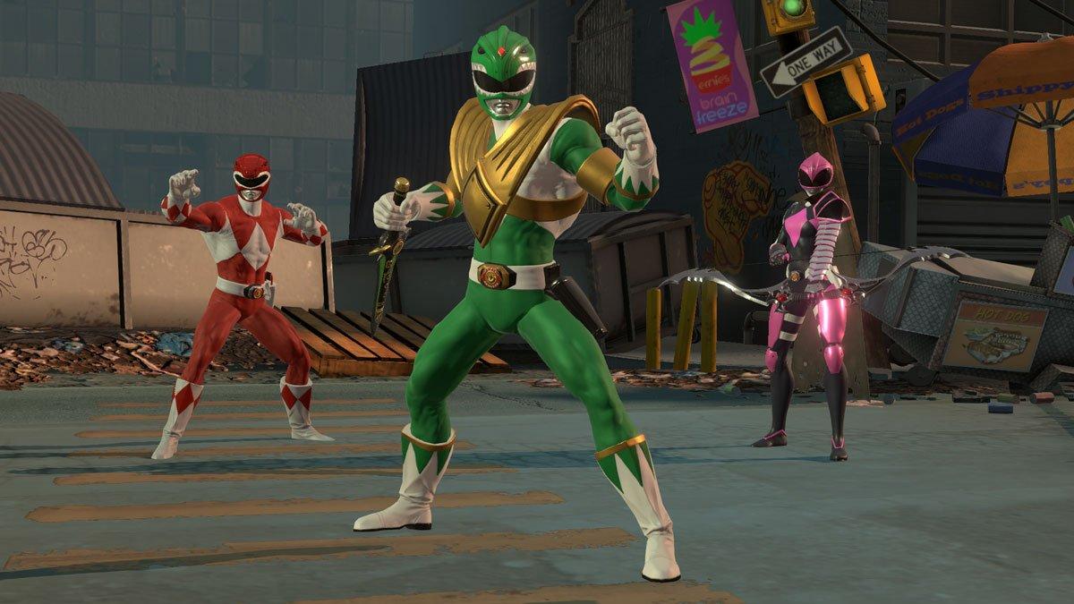 Do Power Rangers: Battle for the Grid míří příběhový režim