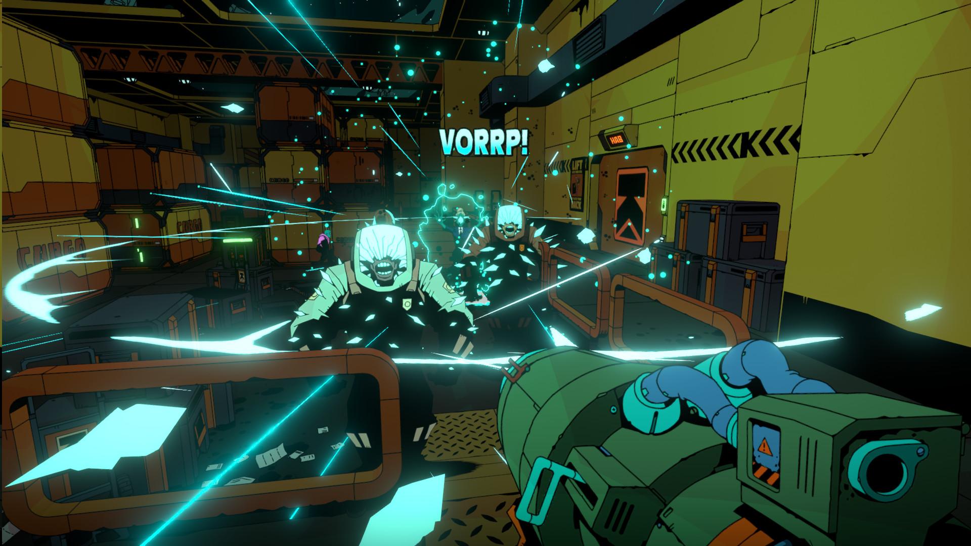 Xbox konzolově exkluzivní hra Void Bastards má datum vydání