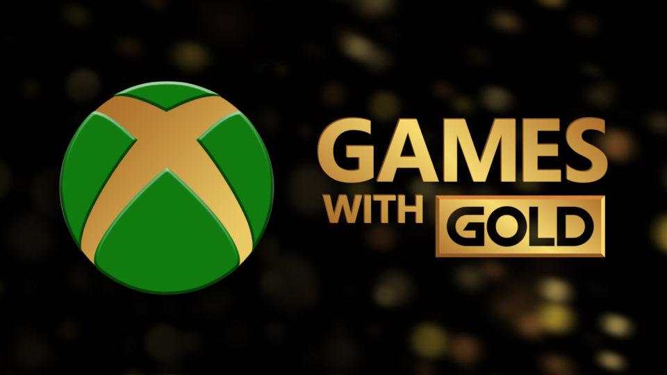 Oznámeny hry pro Games with Gold