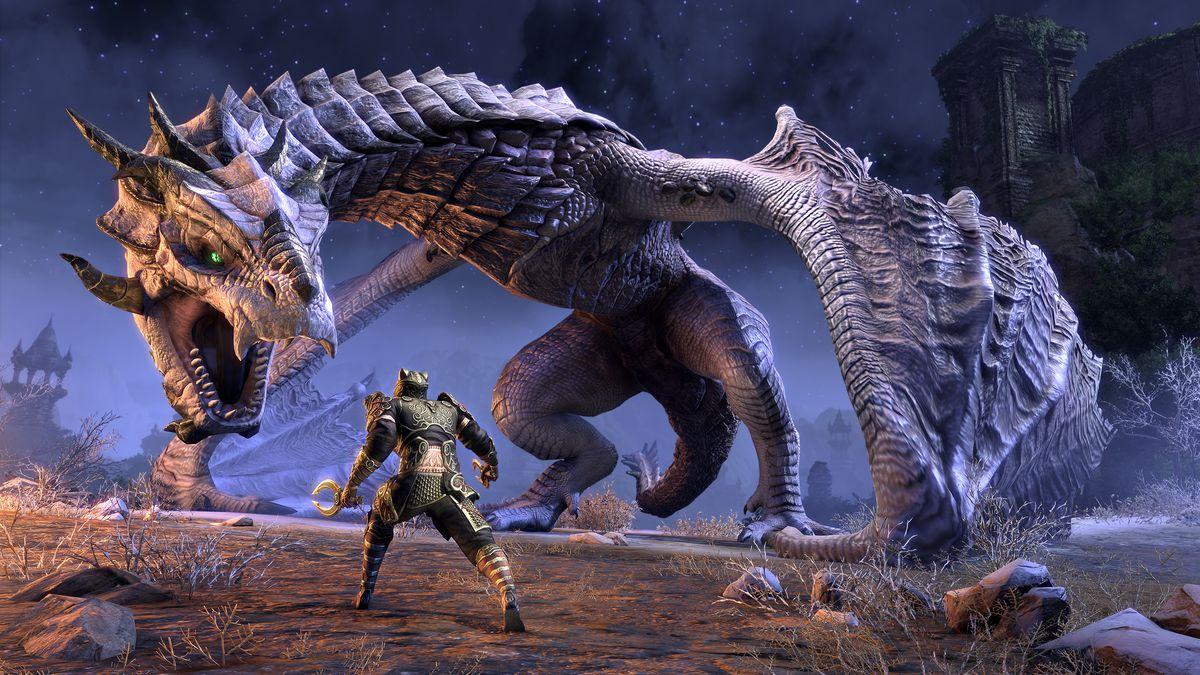 Vyšlo nejnovější rozšíření do The Elder Scrolls Online, Elsweyr
