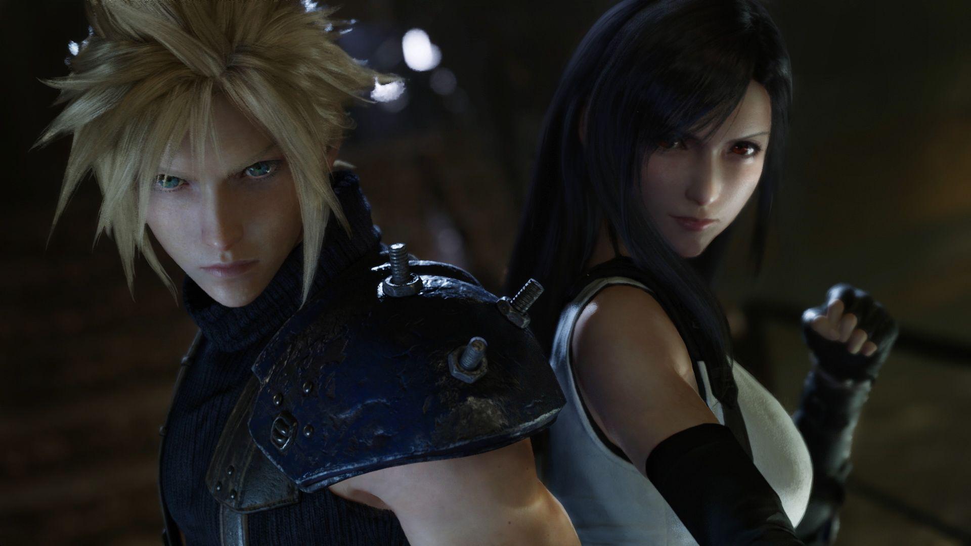 Představené Final Fantasy VII Remake je jen první částí, na další si ještě počkáme