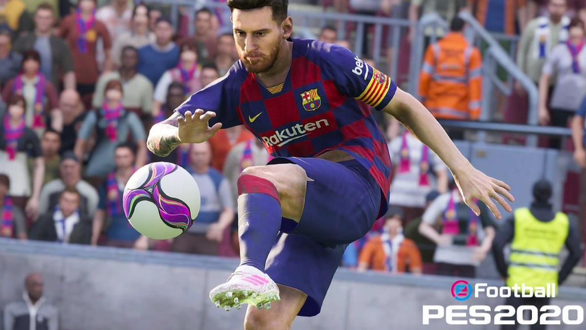 Oznámen eFootball PES 2020