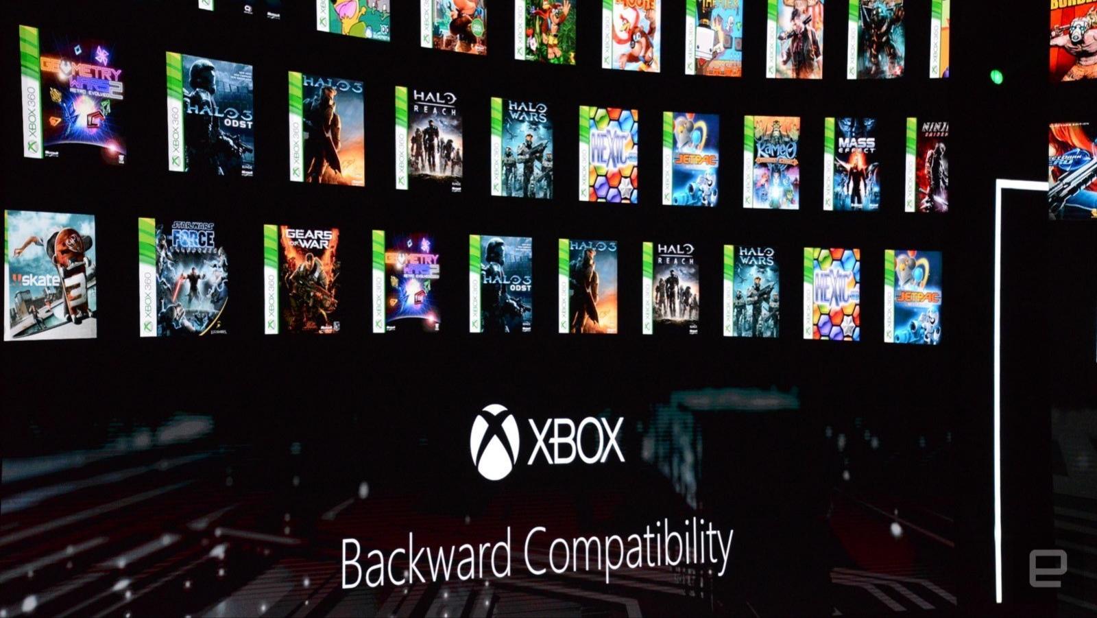 Představeny poslední hry, které míří do zpětně kompatibility konzole Xbox One