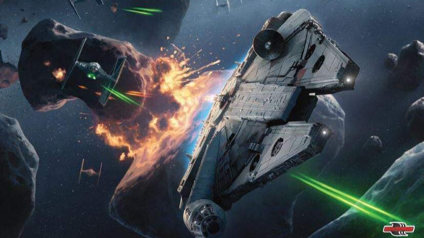 Stolní hra Star Wars: Vnější Okraj vyjde v srpnu