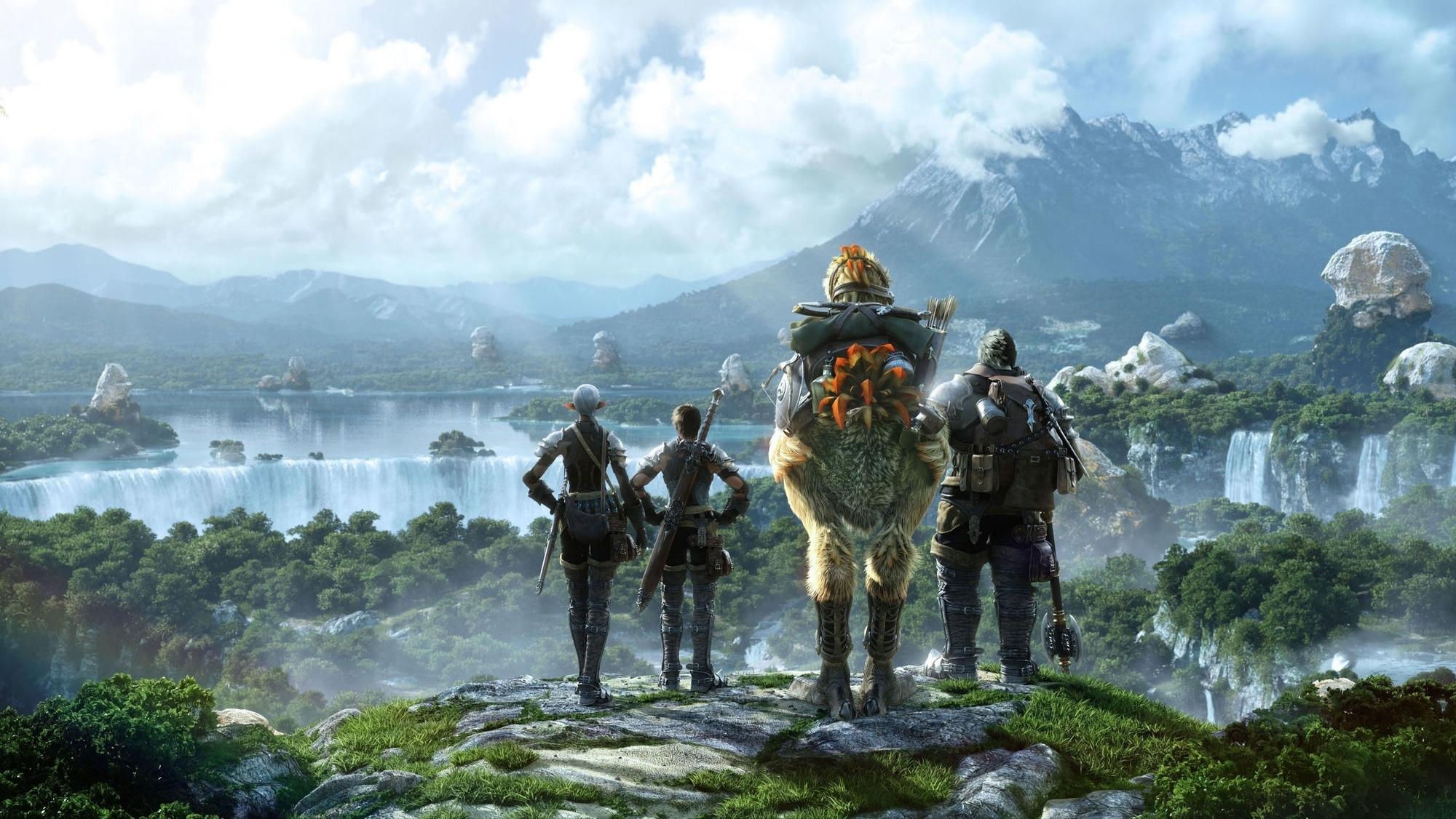 Oznámen seriál na motivy Final Fantasy XIV