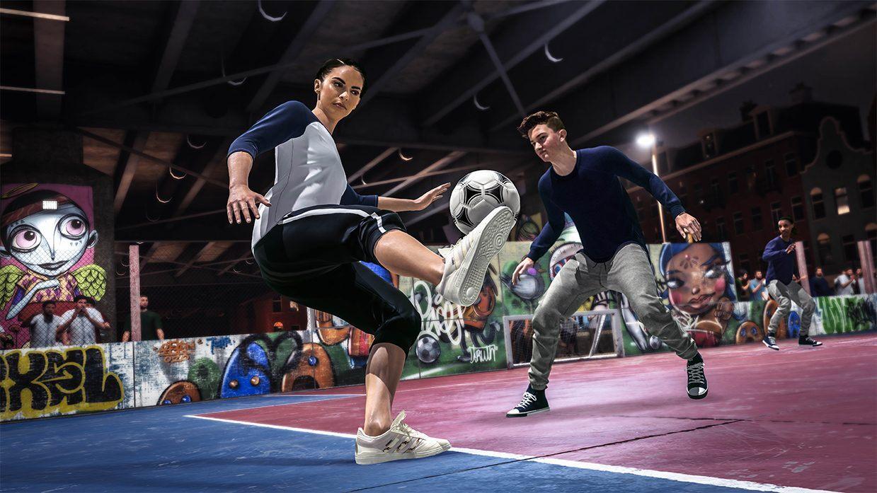 S FIFA 20 se vrátí pouliční fotbal