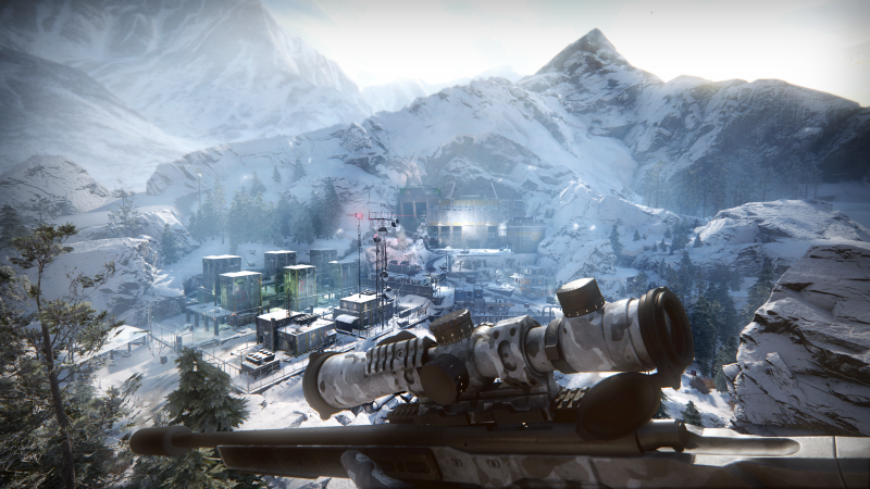 Sniper Ghost Warrior Contracts s prvními informacemi a trailerem