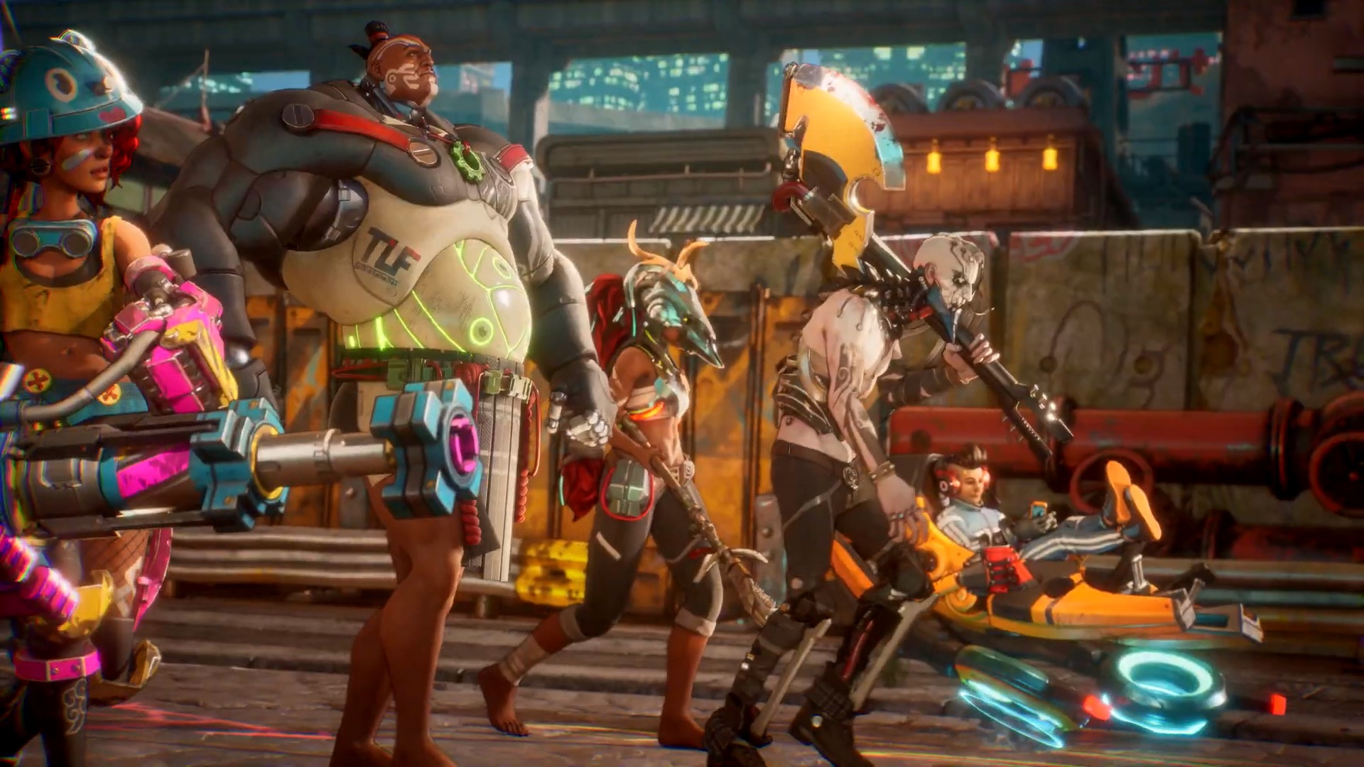 Xbox exkluzivní Bleeding Edge by v budoucnu mohl dostat kampaň