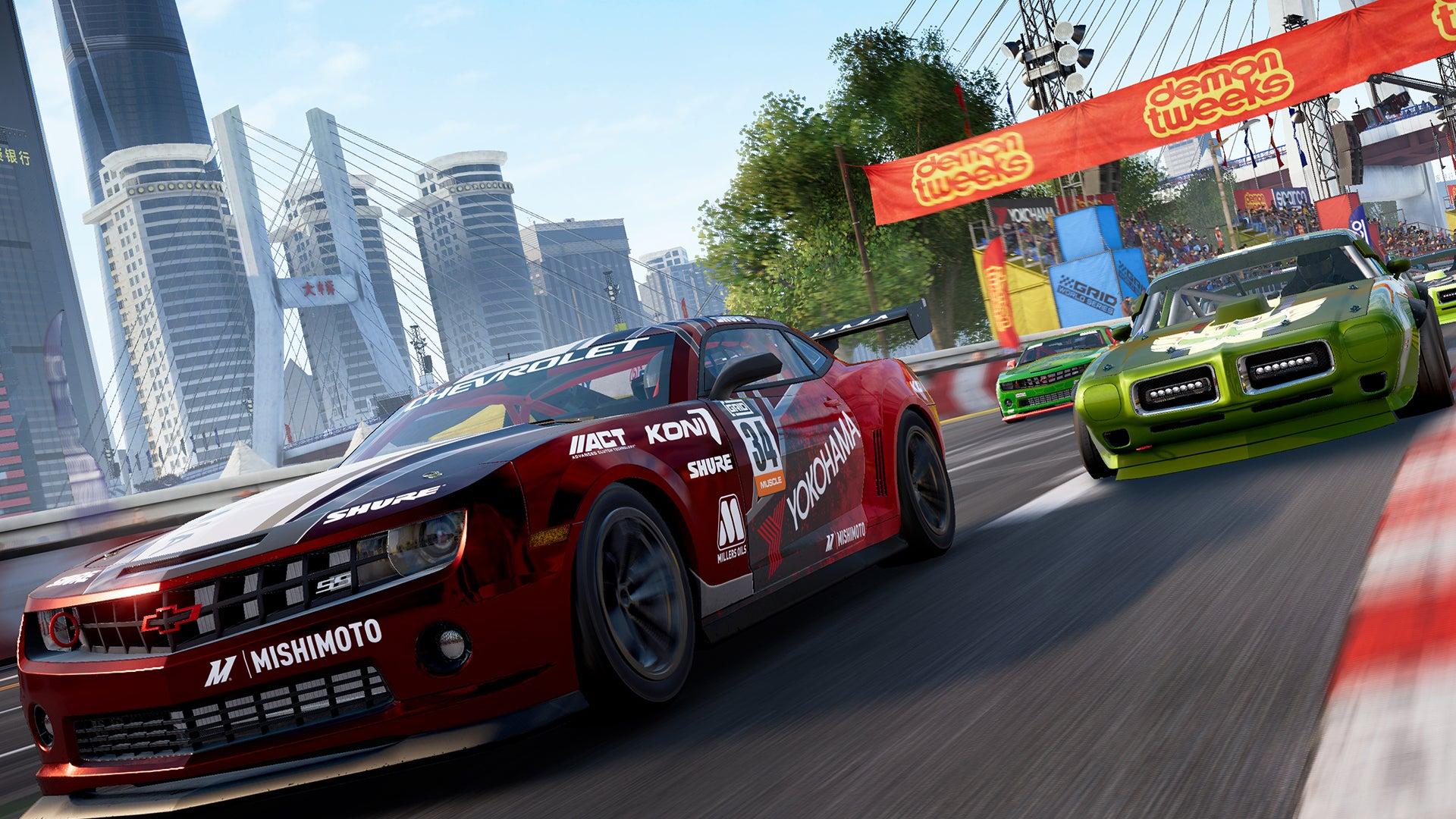 Nový GRID ve dvou gameplay videích