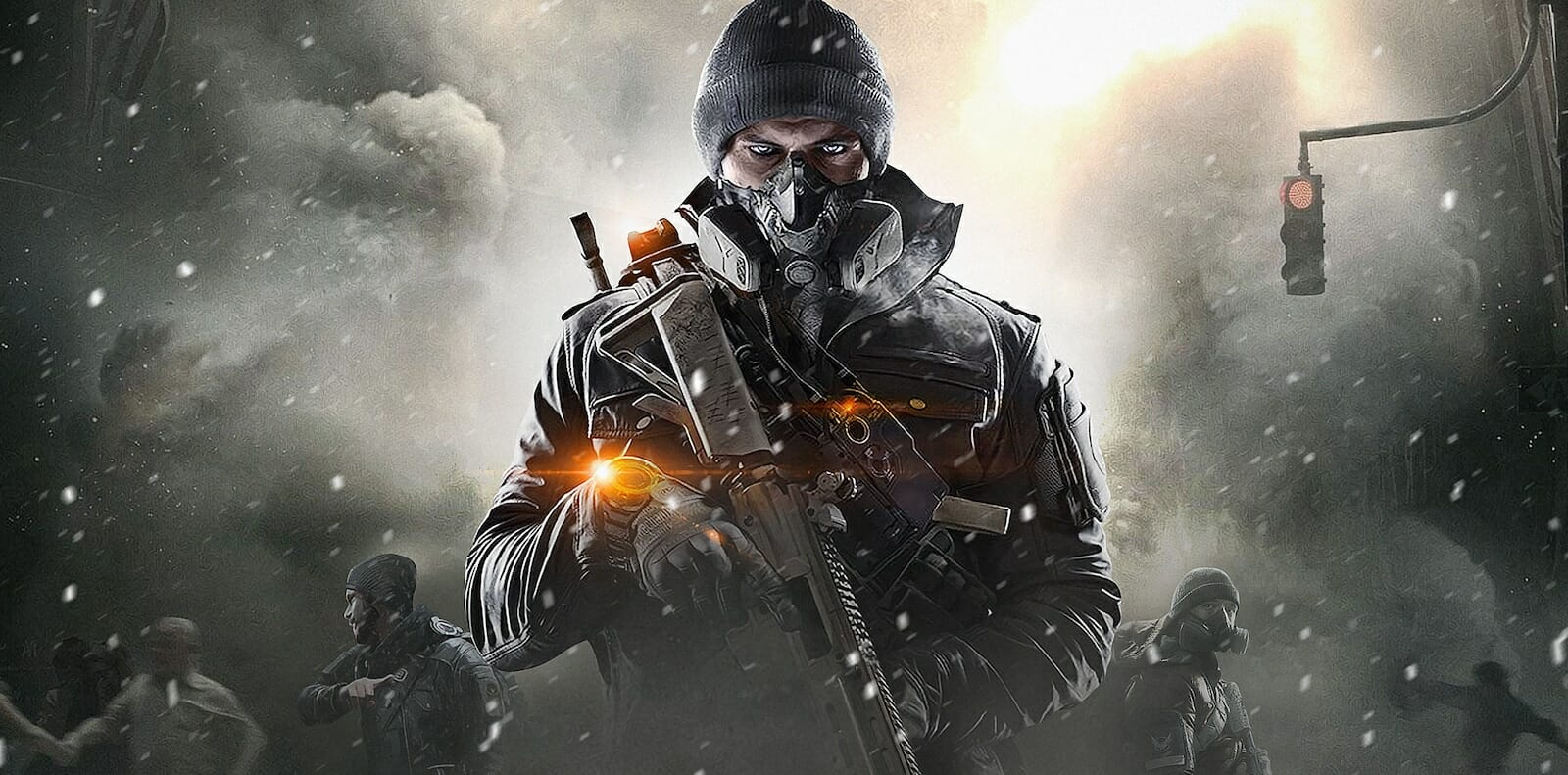 Film Tom Clancy's The Division získal pro sebe Netflix
