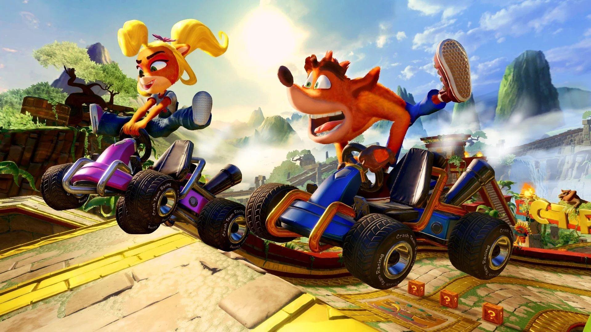 Remake Crash Team Racing: Nitro-Fueled bude podporován po vydání novým obsahem
