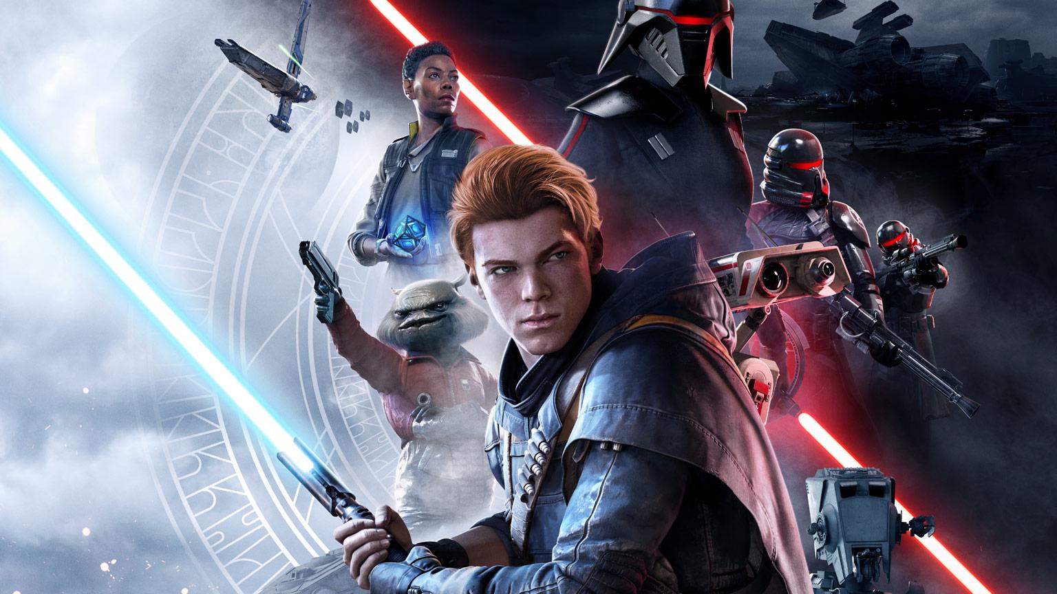 Star Wars Jedi: Fallen Order se ukázalo v gameplay záběrech