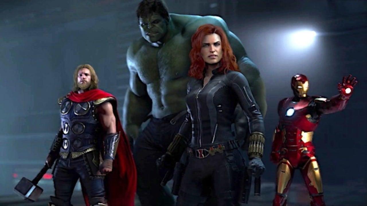 Kampaň Marvel's Avengers si zahrajete pouze sólo