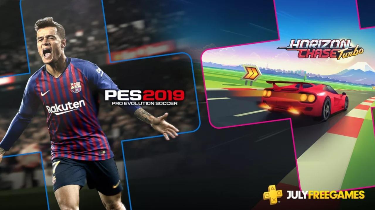 Odhaleny PS Plus hry na červenec