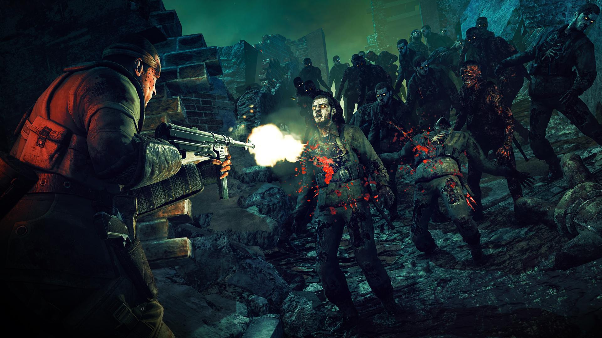 Prozrazeno oznámení Zombie Army 4