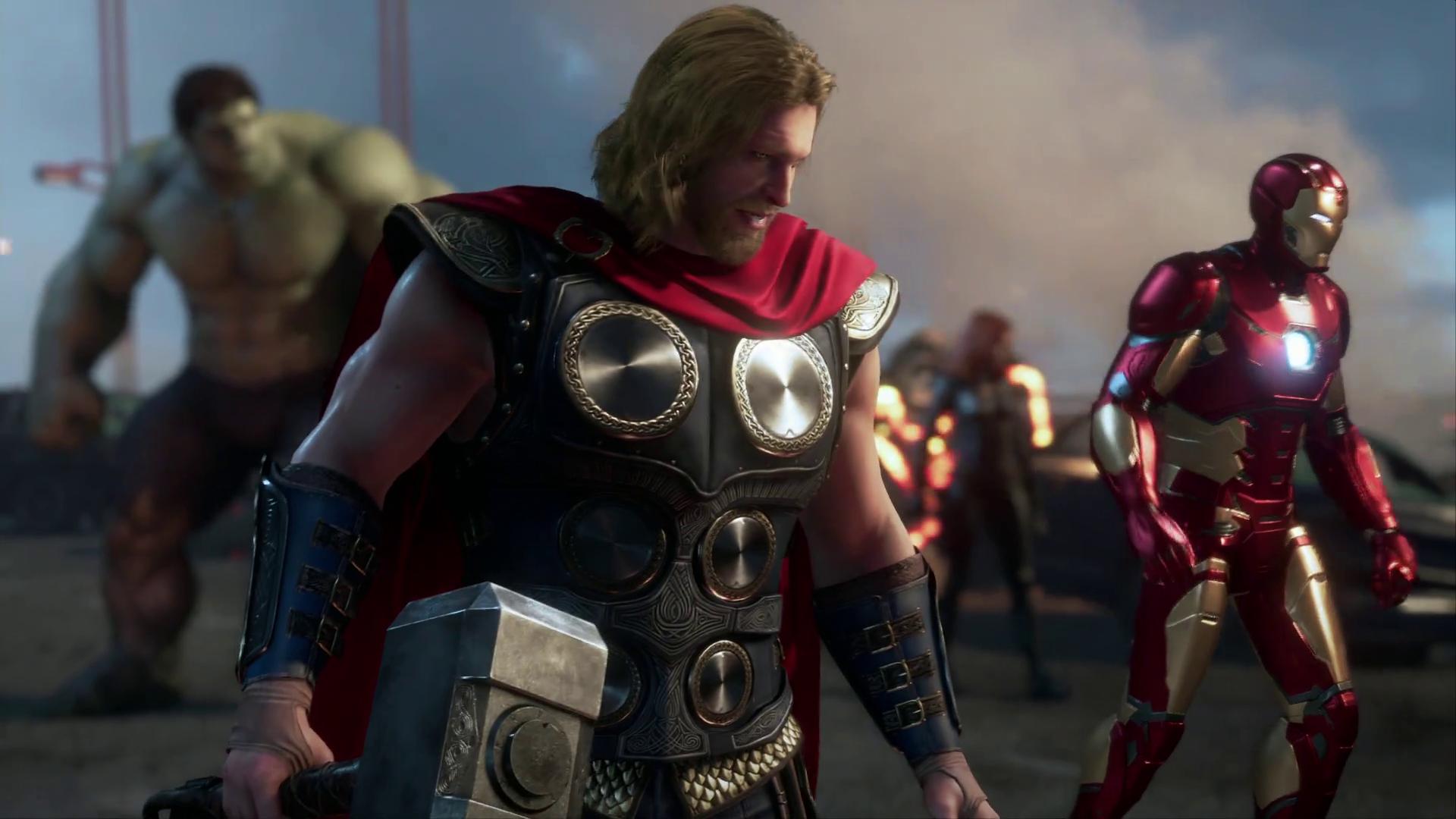 Marvel's Avengers vyjdou s českými titulky
