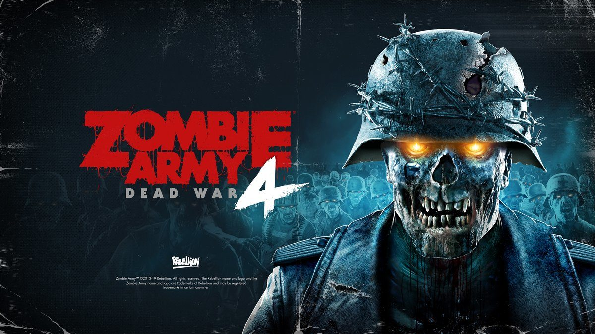 Zombie Army 4: Dead War v prvních záběrech