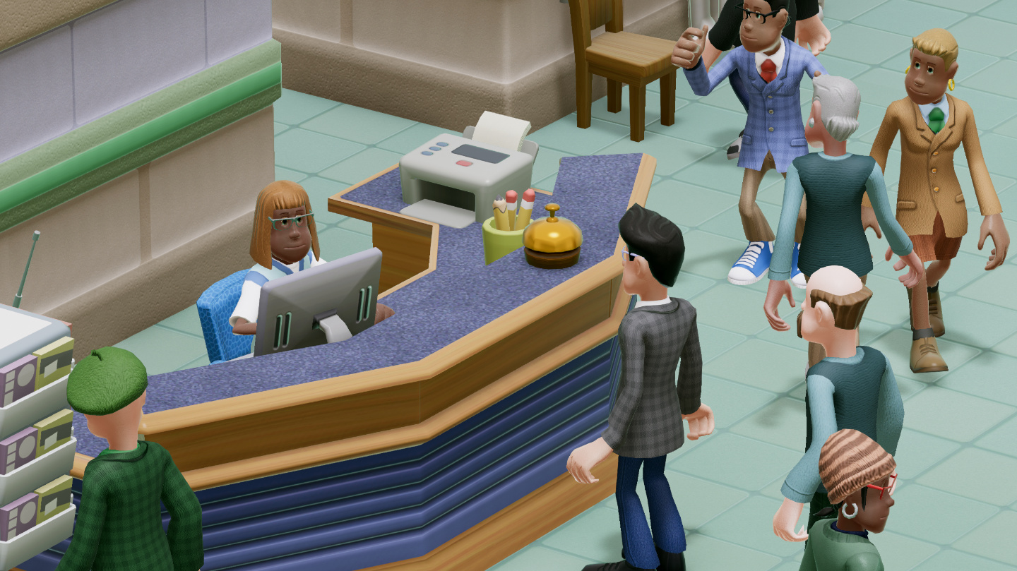 Two Point Hospital vyjde letos na konzole
