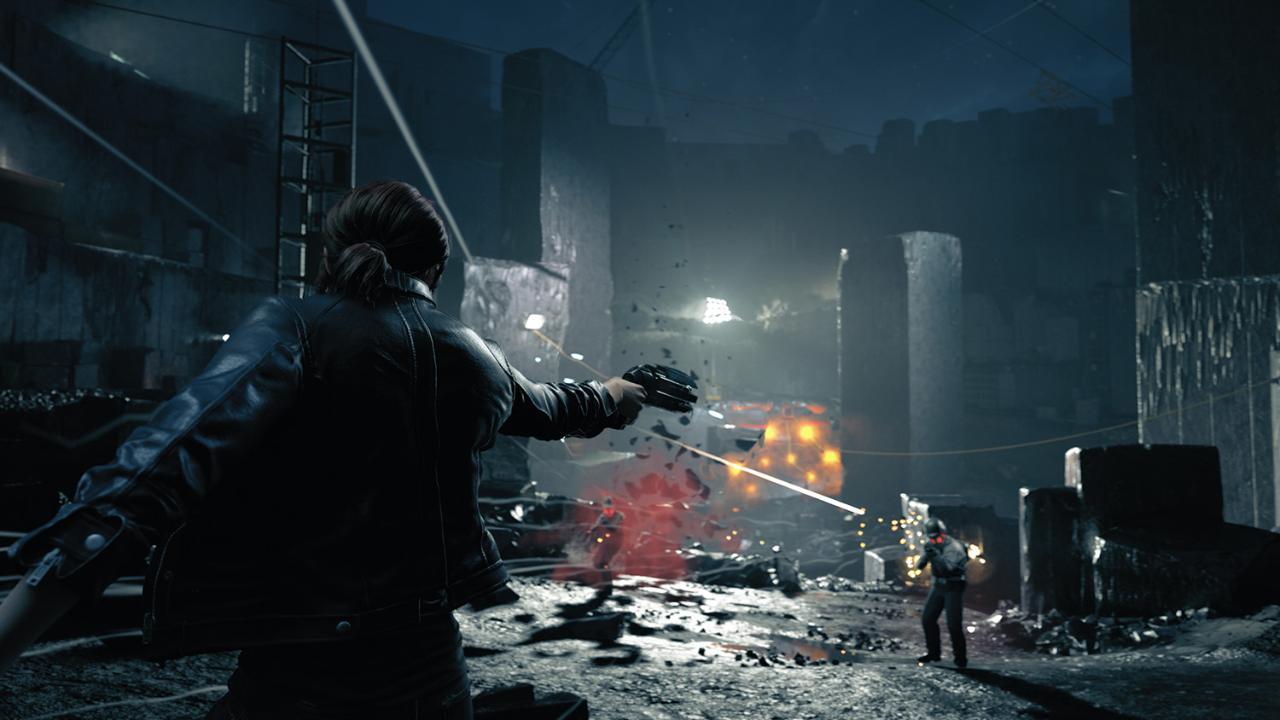 Control v novém gameplay videu