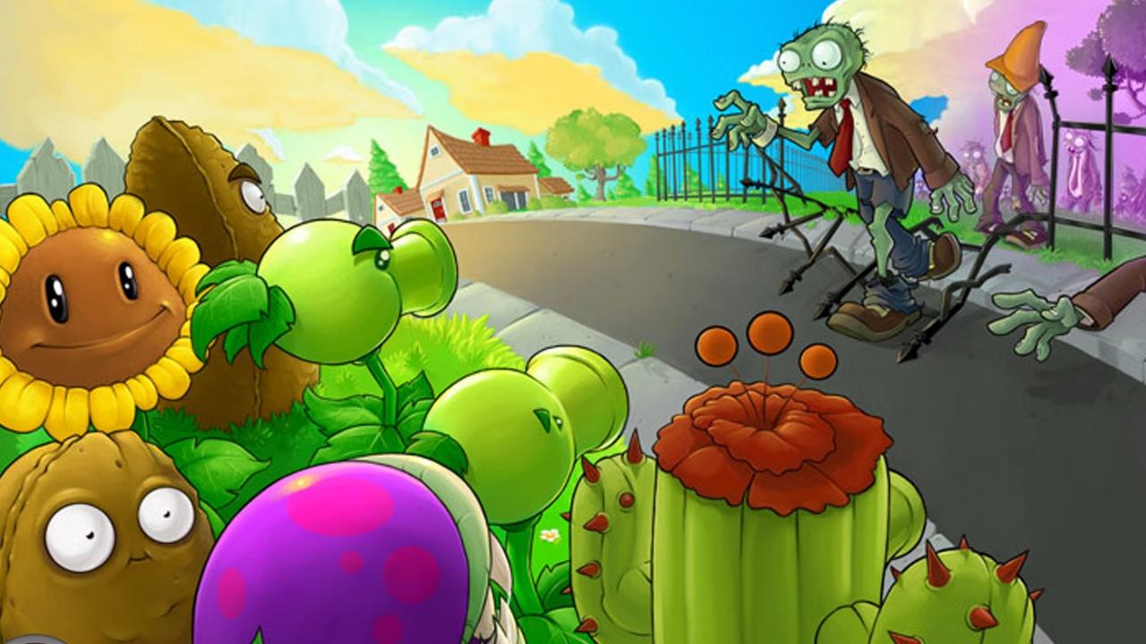 Ve vývoji hned dvě hry z universa Plants vs Zombies