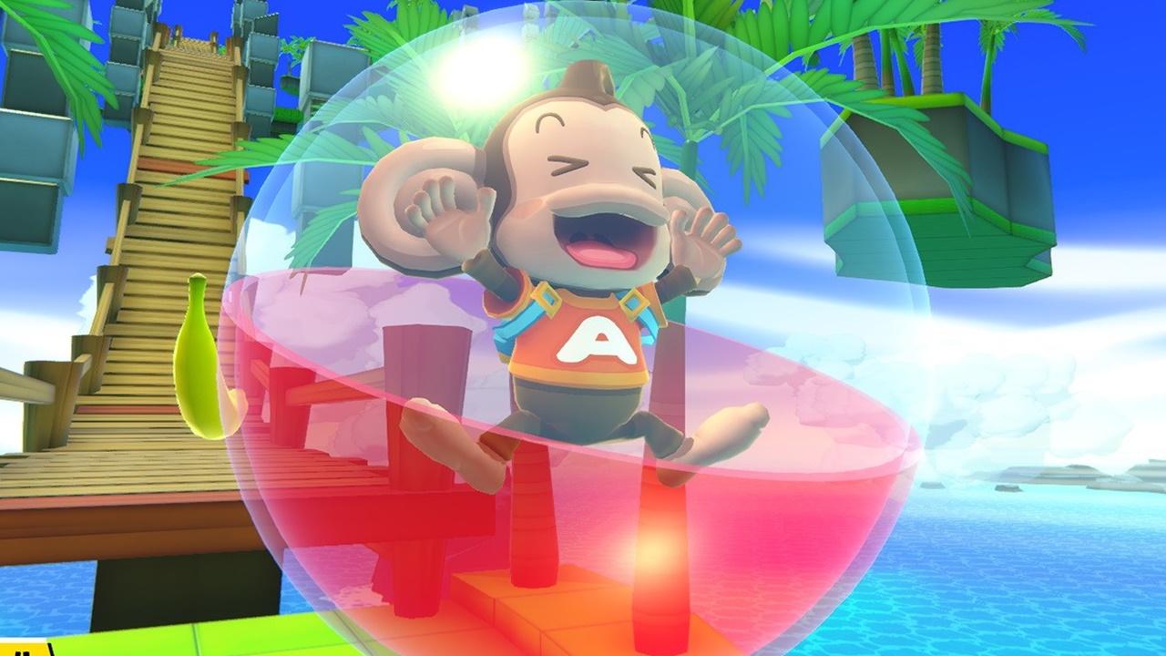 UPDATE: Oznámen Super Monkey Ball: Banana Blitz HD